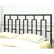 Black Wrought Iron Headboards by Headboard Designer Double 49 Solid Wooden White Metal Bed Frame