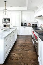 Hardwood Floors In Kitchen Cabinet Wooden Floor In Kitchen Trendy Hardwood Floors In Care