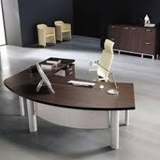 Contemporary Office Desk by Executive Office Desk Essence By Uffix Design Driusso Associati