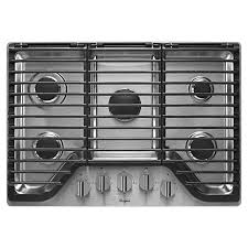 30 Gas Cooktop With Downdraft Shop Gas Cooktops At Lowes Com