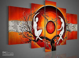 decorative artwork for homes online cheap hand painted hi q modern wall art abstract home