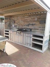 kitchen cabinets made out of pallet wood outdoor kitchen cabinets outdoor kitchen cabinet ideas
