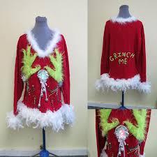 light up ugly christmas sweater dress tacky ugly christmas sweater light up sweater mini dress light up