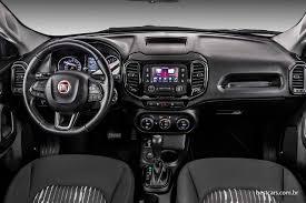 fiat toro interior fiat toro 2018 motor revisto e nova versão a diesel best cars
