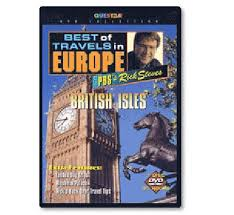steves best of travels in europe isles travel dvd or