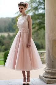 aliexpress com buy amazing a line lace prom dresses tea length o