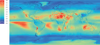 Planet Map Daylight Mapping Planet Earth