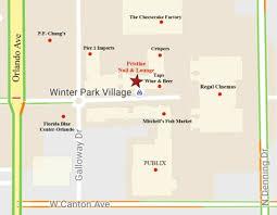 Winter Park Florida Map by Contact Nail Salon Winter Park Nail Salon 32789 Pristine