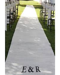 Isle Runner Great Deal On Burlap Wedding Aisle Runner 36 Inch X 100 Feet