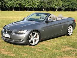 2007 bmw 335i se convertible cabriolet twin turbo auto 306 bhp