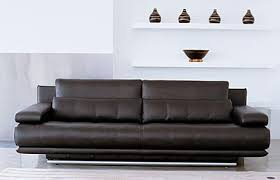 transitional sofa rolf benz 6500 the timeless design in leather