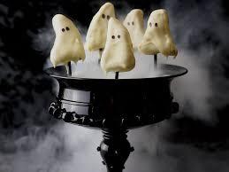 ghostly lemon cake pops recipe grace parisi food u0026 wine
