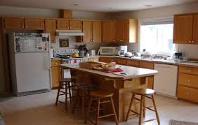 Kitchen Ideas Categories  Mannington Luxury Vinyl Tile In Kitchen - Oak kitchen cabinet makeover