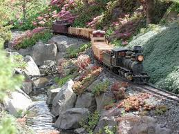 model train resource g scale garden track plans to inspire your