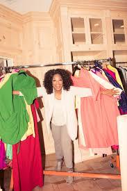 photos bid on oprah u0027s closet clean out dish nation