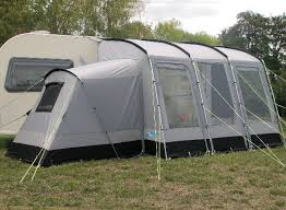 Kampa Caravan Awnings Caravan And Camping Skyblue Leisure