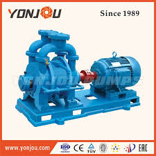Water Ring Vaccum Pump Water Ring Vacuum Pump Mainly Used In Air And Gas Double Stage