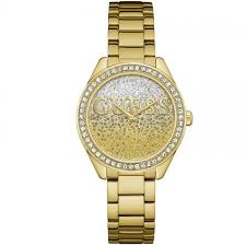 gold guess bracelet images W0987l2 guess glitter girl ladies watch guess watches sale nz jpg