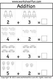 math worksheets maths free first preschool addition worksheet v