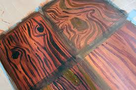 wood painting learn how to paint wood grain in just 3 steps