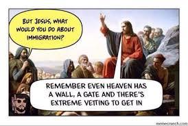 Meme Wall - heaven has a wall
