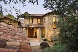 Mediterranean Roof Tile Mediterranean Roof Exterior Mediterranean With Clay Tile Roof