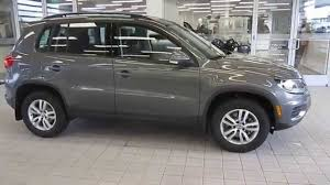 suv volkswagen 2010 2016 volkswagen tiguan pepper grey metallic stock 110858