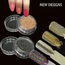 popular caviar nail beads buy cheap caviar nail beads lots from