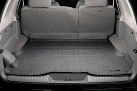 2007 chevrolet trailblazer weathertech floorliner custom fit car