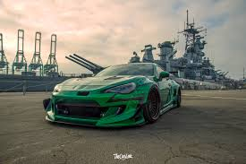 subaru brz rocket bunny v3 new rocket bunny frs v3 on behance