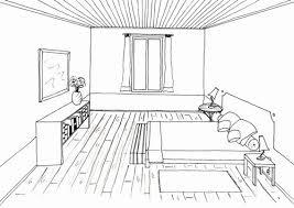 comment dessiner une chambre en perspective dessiner une cuisine en perspective conceptions de la maison