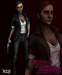 bloody mary halloween horror nights bloody mary the wolf among us telltale games twau