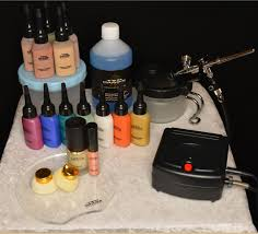 Halloween Airbrush Makeup Kit by The Airbrush Makeup Guru Airbrush Makeup From Spain Ten Image