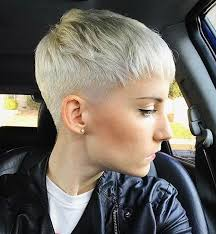 short pixie hairstyles for people with big jaws zinguala coupe undercut pinterest pixie haircut pixies and