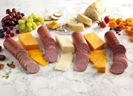 gourmet sausage cheese sausage gift