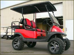 great used golf carts like new