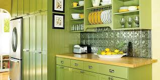 green color kitchen cabinets editors picks our favorite green kitchens this house