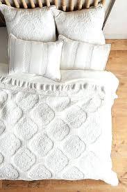 Queen Size White Duvet Cover White Quilt Crib Bedding White Quilt Bedding Set Logan And Mason