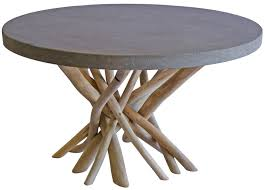 coffee tables splendid driftwood coffee table round concrete