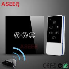 Ceiling Fan Controller by Aliexpress Com Buy Aseer Smart Home Remote Ceiling Fan
