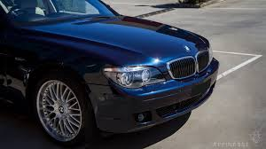 bmw orient blue metallic 2005 bmw 750i e65 orient blue metallic car detailing forum