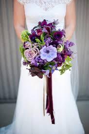 purple wedding flowers purple wedding flowers to die for mon cheri bridals