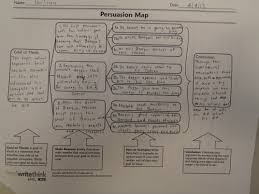 Argumentative Writing Worksheets Argumentative Essay Map