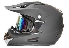 motocross helmet myheartgoon motocross helmet dirtbike racing helmet solid matte