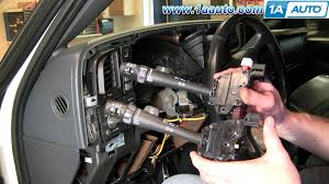 2006 Silverado 3500 Wiring Schematic How To Install Replace Turn Signal Cruise Control Wiper Switch
