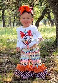 infant thanksgiving chevron printed turkey baby