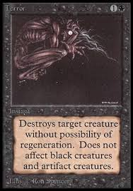 amazon magic the gathering black friday terror 8 37 price history from major stores beta mtgprice