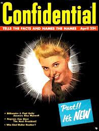 Confidential magazine