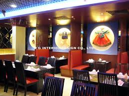 Korean Interior Design Korean Restaurant Rg Interior Design Co Ltd