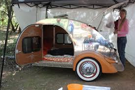 Retro Teardrop Camper Blog Vacations In A Can Custom Teardrop Trailer Sales